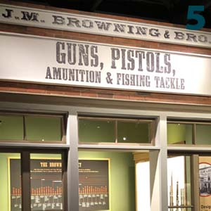 Highlight 05: John Moses Browning Workshop