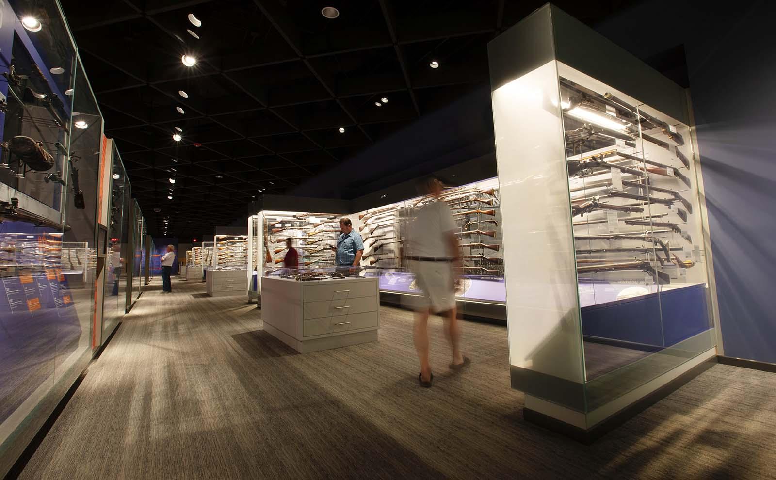 Cody Firearms Museum gallery