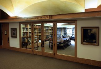 McCracken Research Library