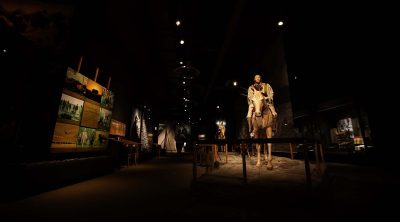Plains Indian Museum, Cheyenne Migration