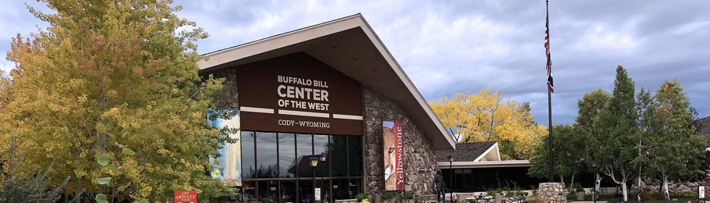 The Buffalo Bill Center of the West in autumn