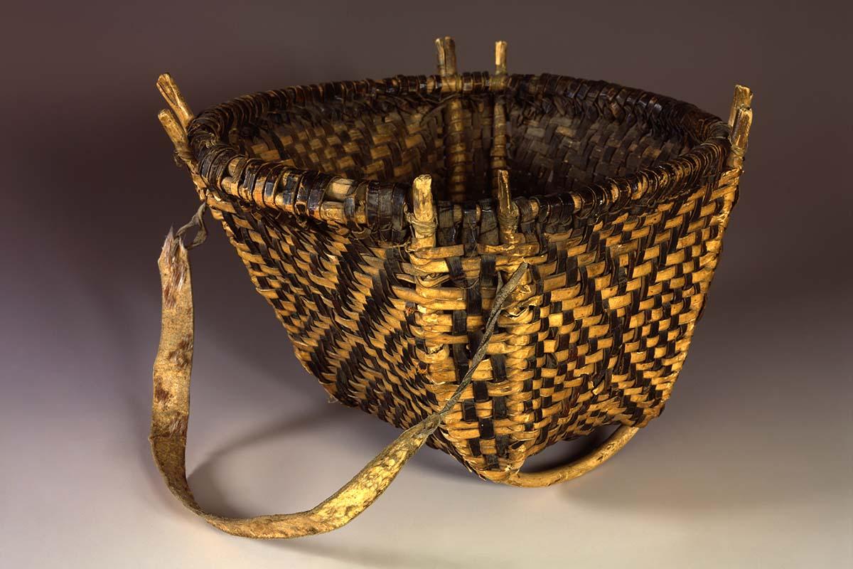 Burden Basket. NA.106.183