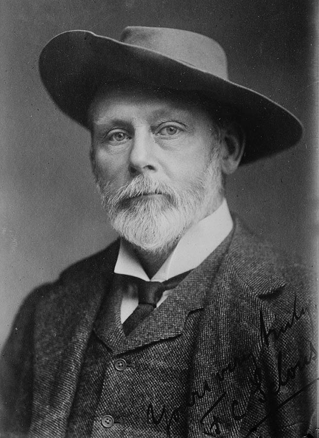 Frederick Courtney Selous, ca. 1910. Library of Congress Prints and Photographs Division Washington, D.C. 20540 USA. LC-B2-173-11 [P&P]