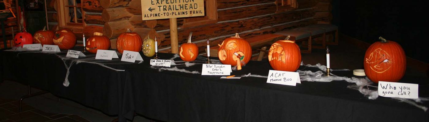 Entries in our Halloween pumpkin carving contest.