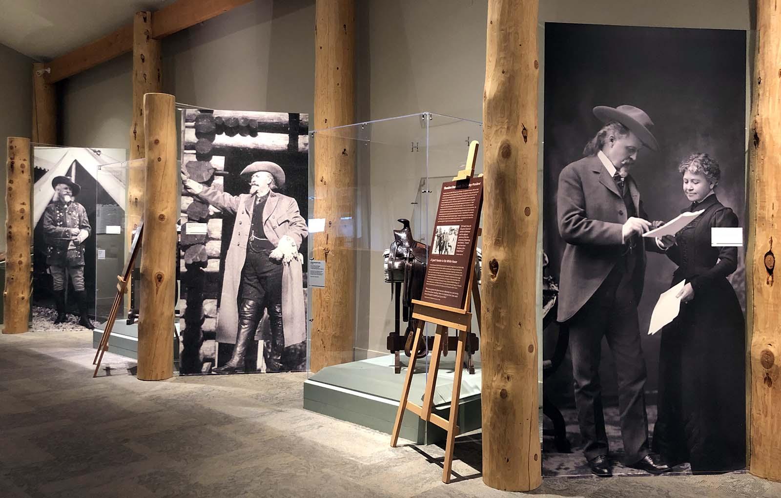 Buffalo Bill Museum in 2020.