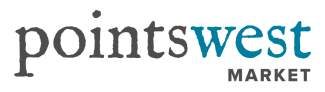 Points West Market logo