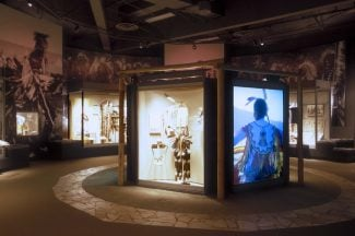 The Plains Indian Museum's Honor and Celebration Gallery