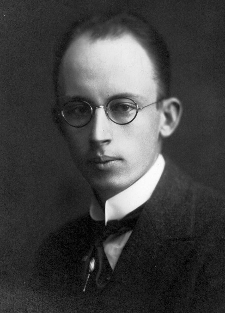 Fig. 1: Young McCracken. MS 305 Harold McCracken Photograph Collection, McCracken Research Library. MS 305.02.015