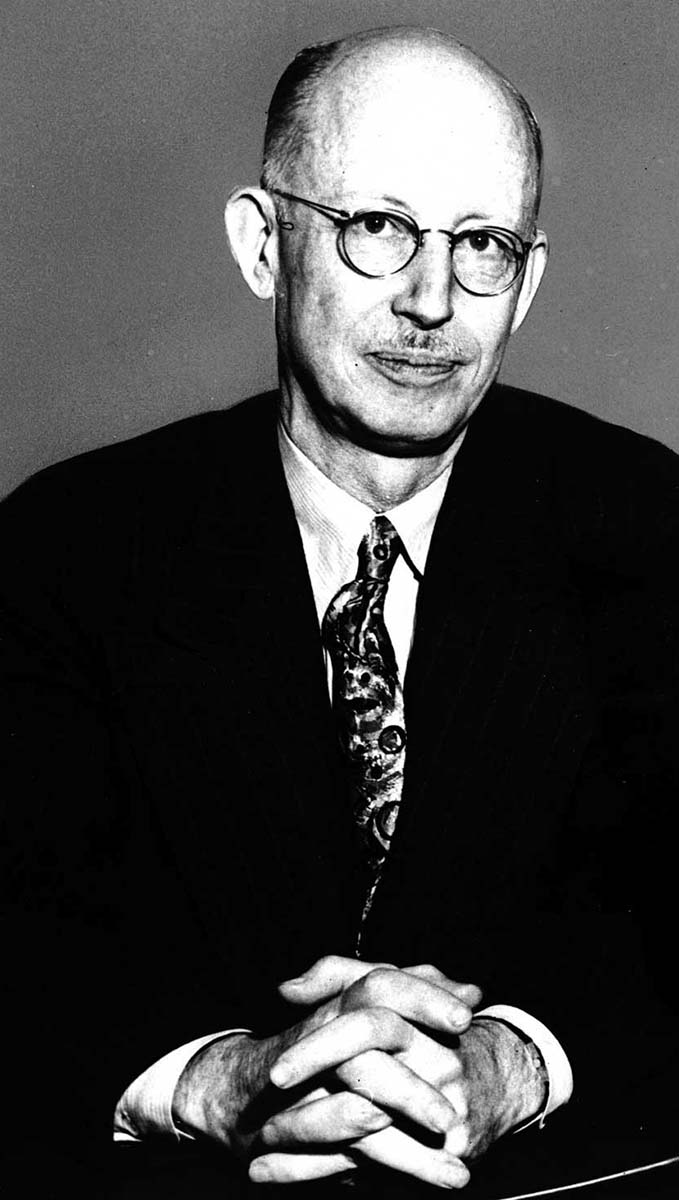 Harold McCracken, the educator. MS 305 Harold McCracken Photograph Collection, McCracken Research Library. N387#B12