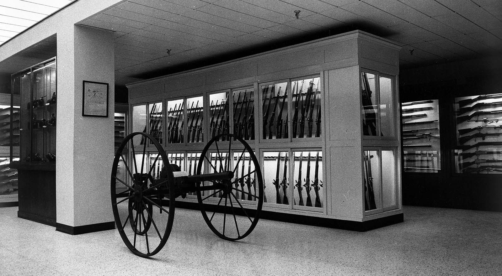 Winchester Gun Museum, New Haven, Connecticut. MS 20 Winchester Repeating Arms Company Collection. P.20.4841