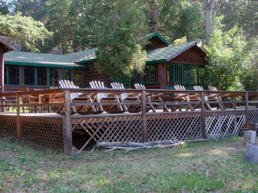 The UXU Ranch is still in operation today. Flicker photo by .erin, July 27, 2011.
