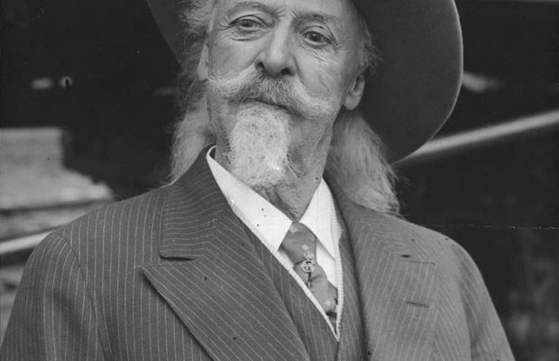 "William F. ""Buffalo Bill"" Cody, ca. 1912. P.69.171"